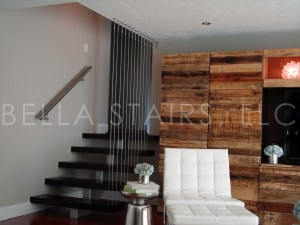 HGTV Custom Center Beam Wood